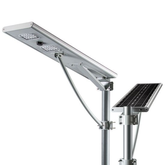 All-in-One Integrated Outdoor Garden LED Solar Street Light with Motion Sensor