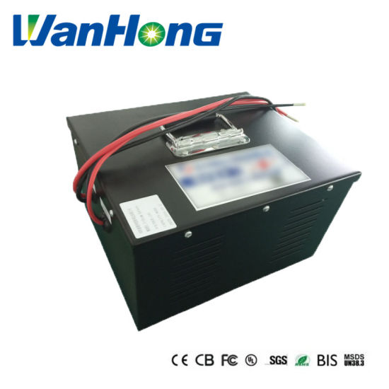 24V 60ah 18650 Rechargeable LiFePO4 Li-ion Lithium Ion Battery Pack for Solar Storage Solar