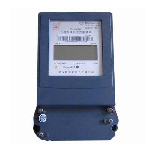 Three Phase Remote Digital Impluse Output Energy Meter pictures & photos
