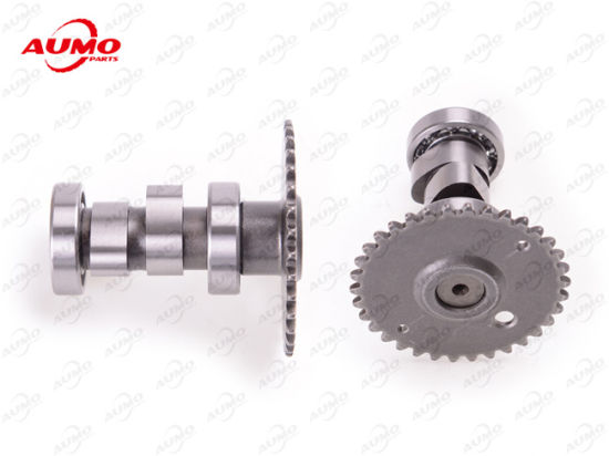 Camshaft for Gy6 50cc Four Stroke Scooters Engine Parts pictures & photos