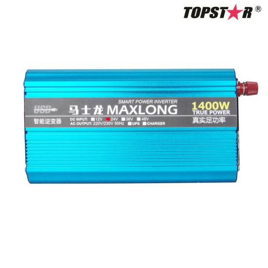 Modified Sine Wave Car Power Inverter (1400W) pictures & photos