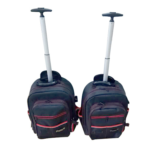 600d Draw-Bar Latest Fabric Multi-Function Luggage Kit Oxford Toolbox Jg-001 pictures & photos