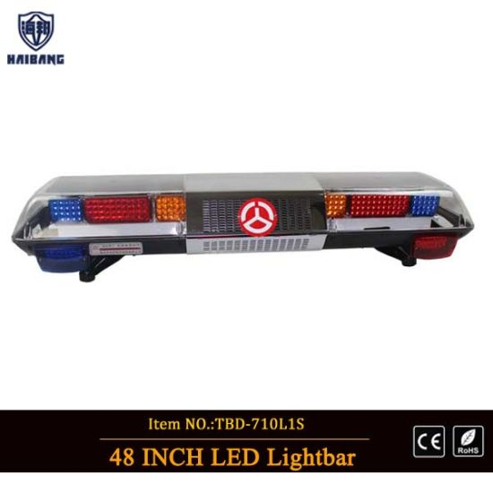 Gen 1 LED Traffic Cars Lightbars (TBD-JT-710L1)