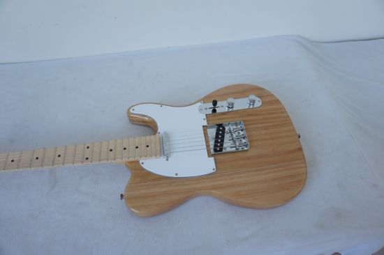 Factory Produces Solid Cheap Tele Electric Guitar pictures & photos