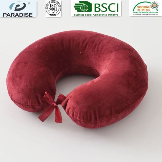 d67b028f9e0b China Neck Rest Traditional Memory Foam Pillows U Shape Wholesale ...
