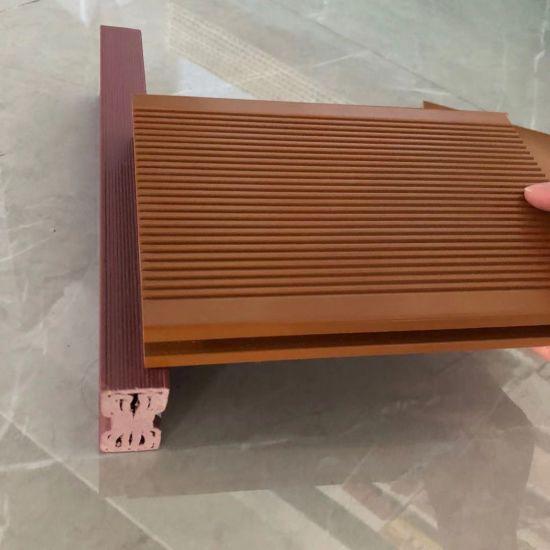UV Resistant WPC Wood Plastic Composite Flooring