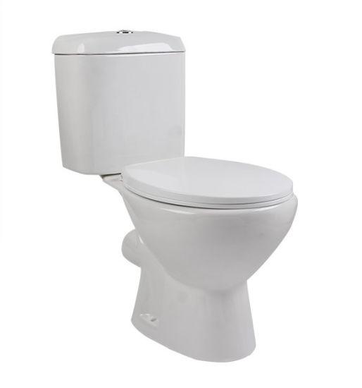 Incroyable 831 Water Closet Economic Washdown Two Piece Ceramic Toilet