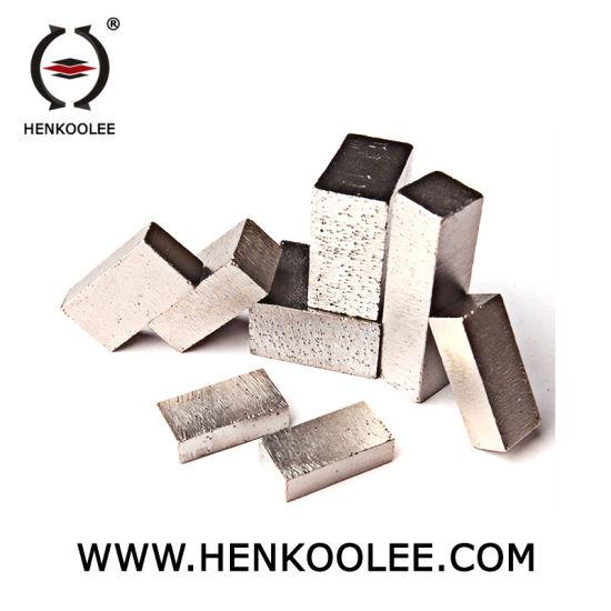 Factory Wholesale Marble Block Stone Cutting Tools for Diamond Segment