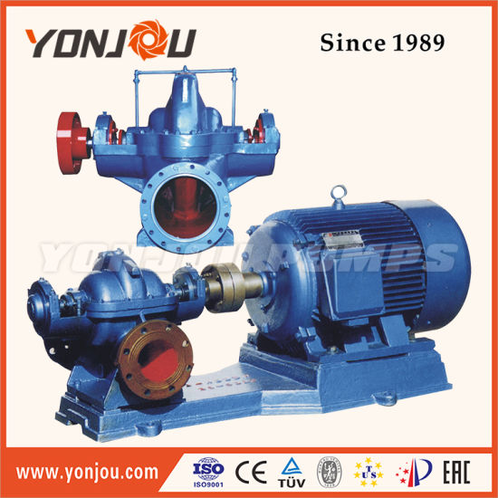High Flow Single/Double Stage Centrifugal Water Pump pictures & photos