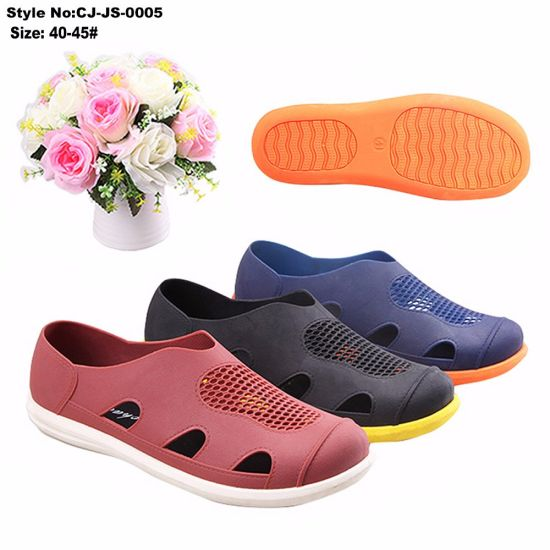 Summer Nice Cool Breathable Poes Men Casual Shoes pictures & photos