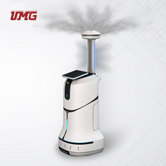 Sterilizes The Robot Indoor Automatic Intelligent Disinfection Device