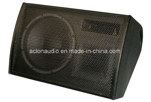 Professional PRO Audio Amplifier Plywood Subwoofer Amplifier Stage Minitor Speaker (AM115)