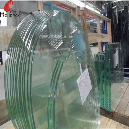 3-19mm Clear Float Glass for Building pictures & photos