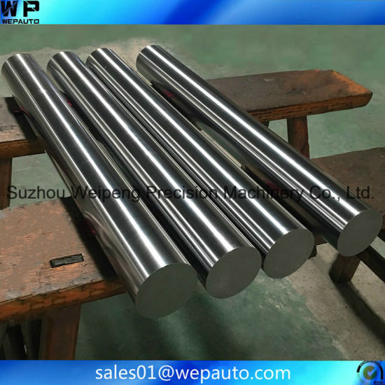 Hydraulic Cylinder Rods Induction Hardened and Chromed Plated pictures & photos