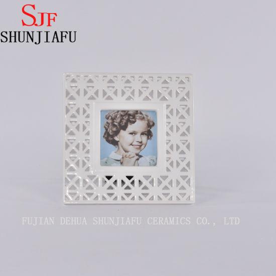 China Precious Moments My Precious One Ceramic Photo Frame White