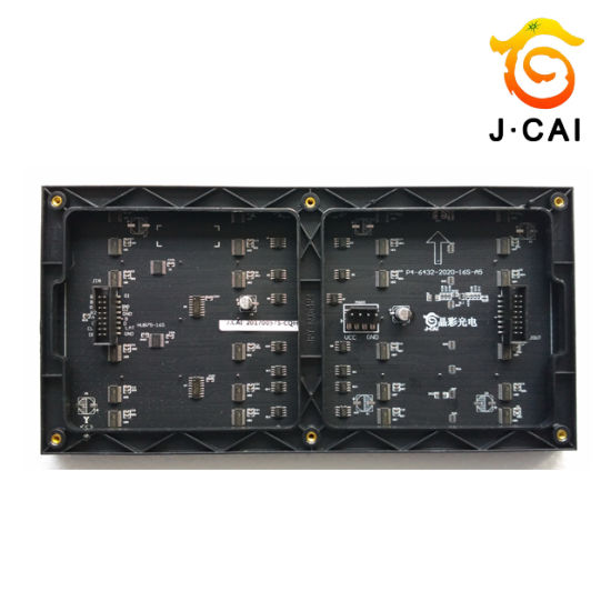 P4 Indoor LED Display Module for Advertising (256mmx128mm) pictures & photos