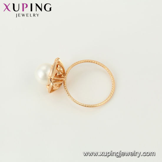 15437 New Arriva Low Price Children Gold Jewelry CZ Ring\ Zirconia Ring for Bady′s Design pictures & photos
