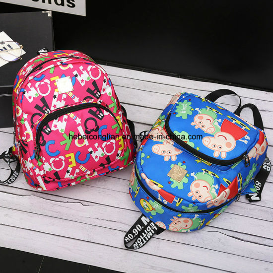 eb3f70108 China Fashion Travel Small Pouches Backpacks Ladies Bags Kids ...