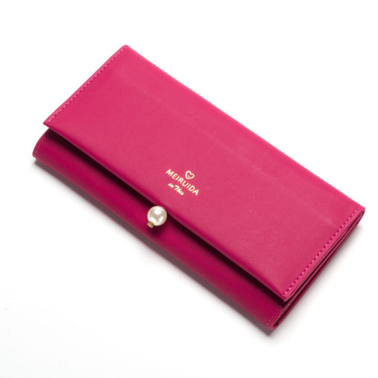Lovely Classic Ladies Zipper Gift Woman Wallet