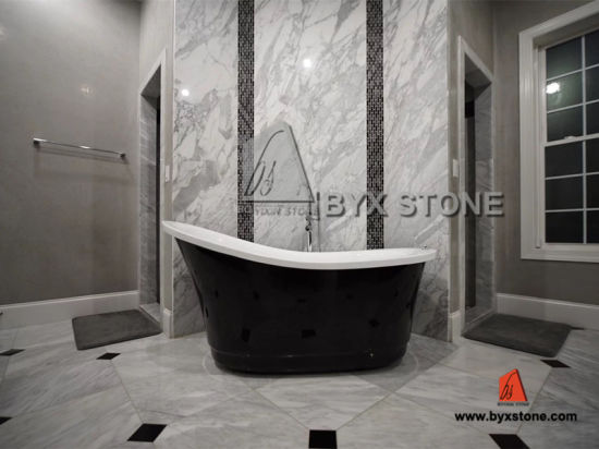 Calacatta Light Dark Grey Marble For Kitchen Countertops Island Bathroom Vanity Tops Wall Flooring Tiles