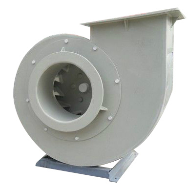 High Efficiency High Wind PVC/PP/FRP Plastic Centrifugal Corrosion Protection Fan Blower for Gas Input and Gas Output