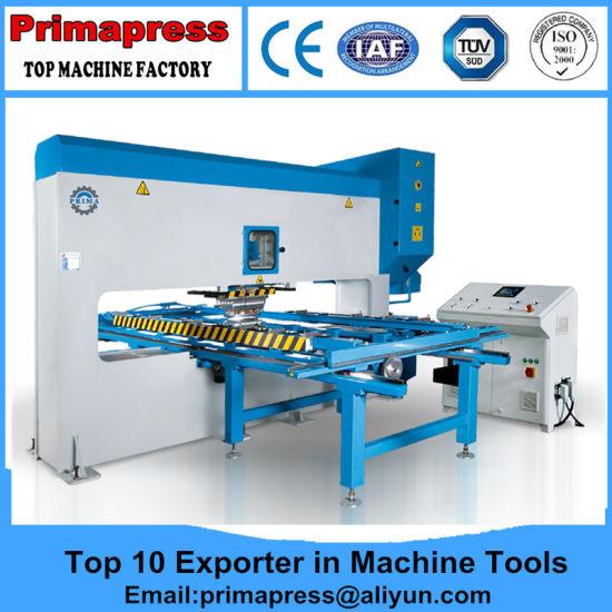 CNC Sheet Metal Press Machine Perforating Metal Plate Hole Punching Machine