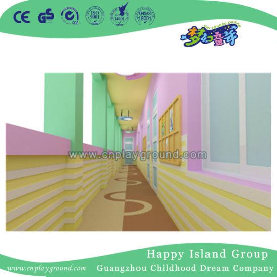 China Tonal Harmony Nursery School Corridor Design (ZLSJ,1,F