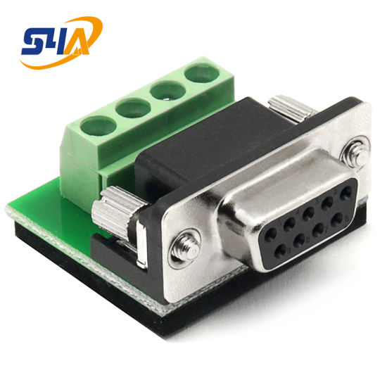 Serial Communication RS232 to RS485 Converter