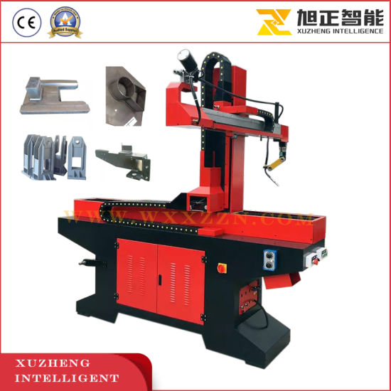 4-Axis Linkage Station Welding Machine
