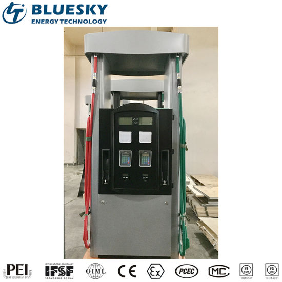 2019 Hot Sale Gilbarco Type Fuel Dispenser for Gas Station