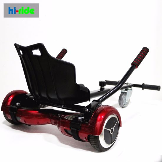 2018 Folding Seat Hoverkart 2 Wheel Hoverboard Go Kart Scooter Cars For Sale
