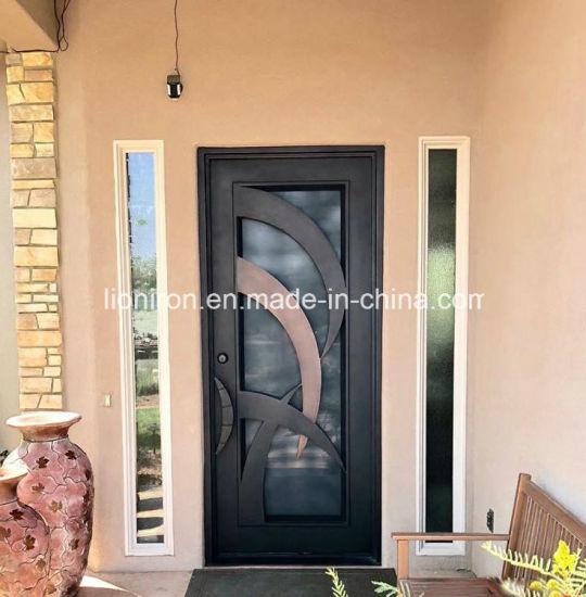 Iron Single Door Design New Grill Window Designs