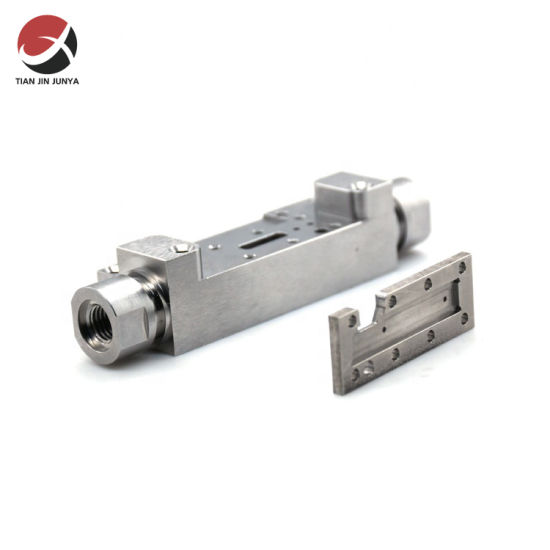 OEM Supplier CNC Machining Stainless Steel 304 316 Parts CNC Core Machining Car Auto Spare Part/ Embroidery Machine Part/ Die Cast Car Auto Body Part