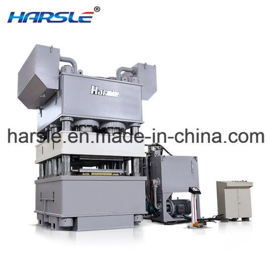 Harsle Door Embossing Punching Machine in Good Quality Y32