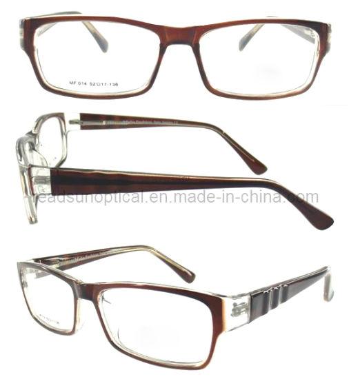China Name Brand Glass Ready Stock Optical Frames (OCP310165 ...