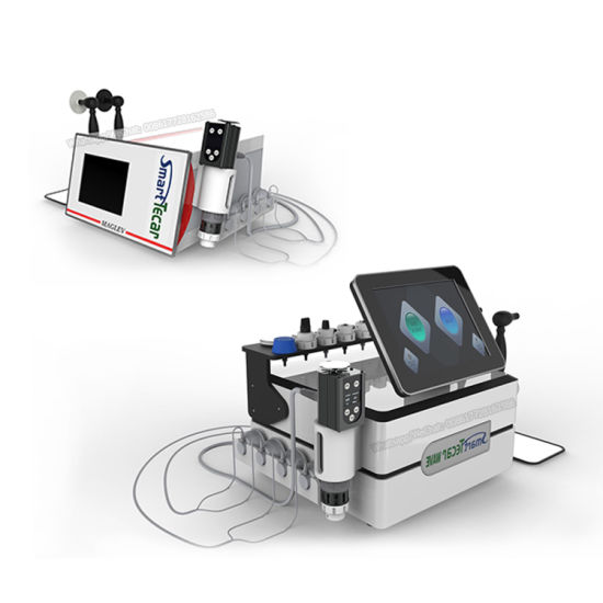 Tecar Ret Cet EMS Physical Therapy Shockwave Machine
