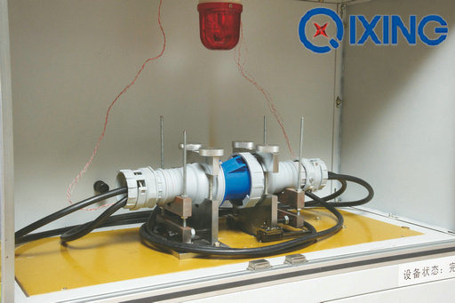 High End Type Industrial Plug with IEC60309 Standard (QX1235) pictures & photos