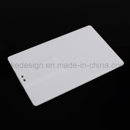 Promotional Wholesale Card Type USB Flash Drive (UL-P029) pictures & photos