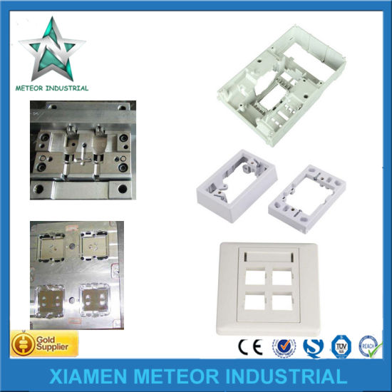 Customized Digital Electronic Products Electronic Instrument Machine Parts Plastic Injection Mold