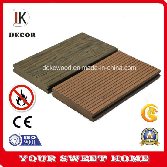 Outdoor Composite Decking WPC Board with Anti-UV, Water Proof