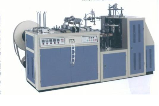Paper Cup Making Machine for Cup with Handle
