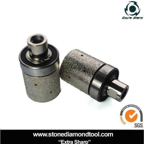 Vacuum Brazed Diamond Drum Wheel/Zero Tolerance Wheel
