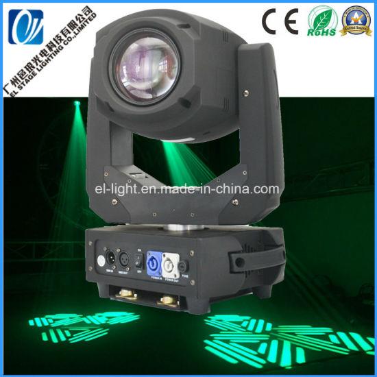 LED Spot Lights 200W High Power Beam Moving Head Light 6/18DMX Channels
