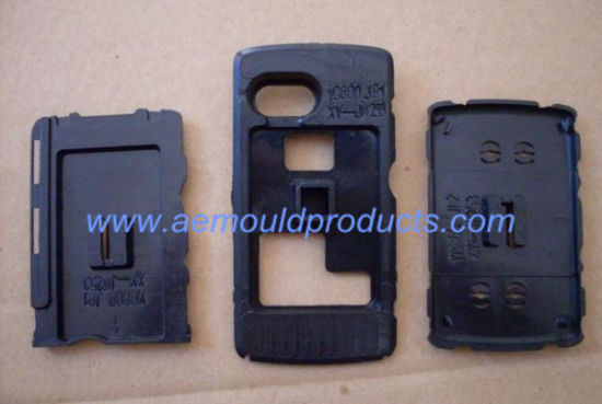 Plastic Injection Mould for Mobile Phone Designer Case pictures & photos