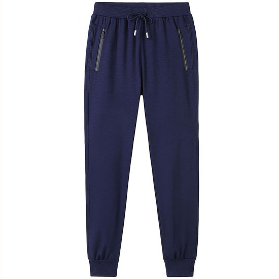 Wholesales OEM Custom Trousers High Quality Track Pants Slim Fit Jogger for Men