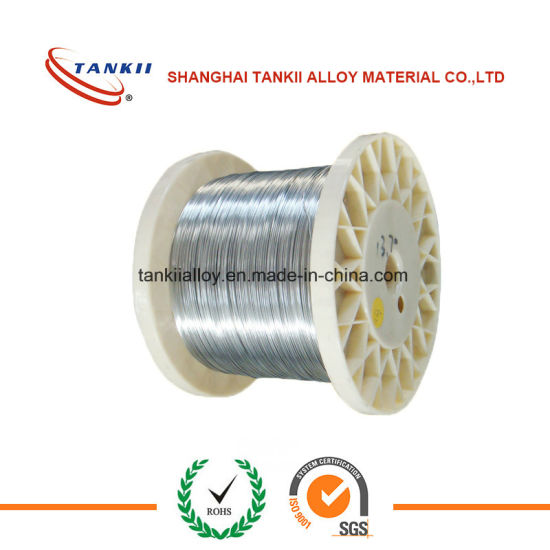 0cr23al5 Resistance Heating Flat Wire with ISO9001 Certificate pictures & photos