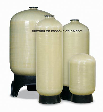 NSF /FRP Pressure Tank for Filters, Softer Processing
