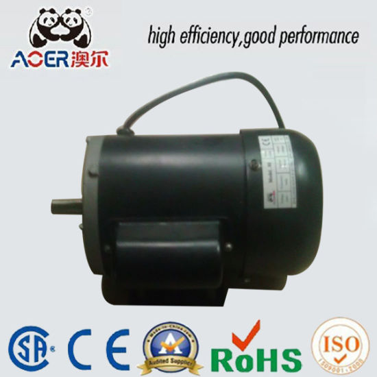 Single Phase AC Rpm Steel Shell Starter Motor Speed Control