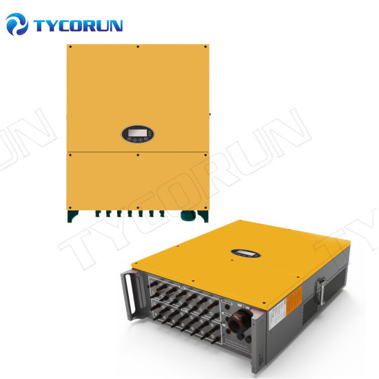 Tycorun Cheaper Price 40kw/40000W Grid Tie with 3 Phase Solar Inverter for PV Projects
