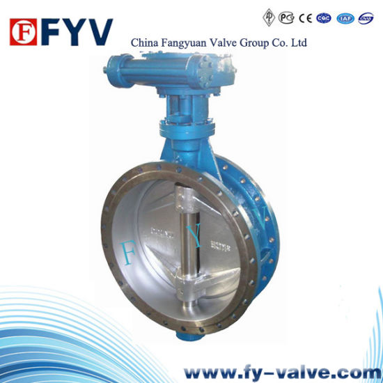 Triple API Eccentric Metal Seal Butterfly Valve pictures & photos